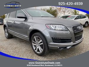 2012 Audi Q7 for Sale in Brentwood, CA