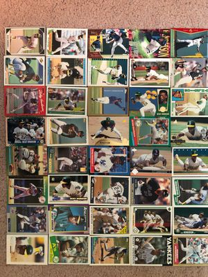 ⚾️ Baseball Cards - Rickey Henderson ⚾️ for Sale in South Brunswick Township, NJ