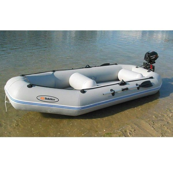 Solstice sportster 4 person inflatable boat kit