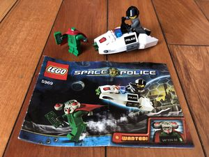 Lego Space Police 5969 - Squidman Escape for Sale in Los Angeles, CA
