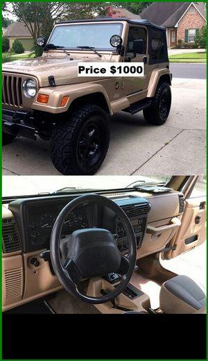 ֆ1OOO Jeep Wrangler for Sale in Norwalk, CA