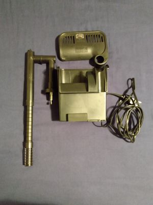 Fish tank pump for Sale in Imperial, PA