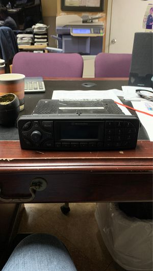 Stereo for C240 2001-2004 with code for Sale in Laguna Niguel, CA