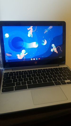 HP 11 Chromebook Touchscreen/Model:11-v025wm for Sale in Princeton, IN