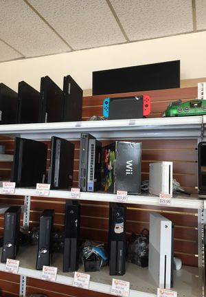 Game System PS2,PS3,PS4,Nintendo Switch,Wii's,Wii U's ETC .... for Sale in Garland, TX