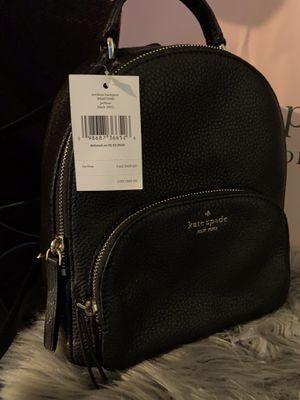 Kate Spade black medium backpack. Original for Sale in Long Beach, CA