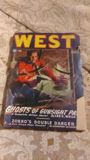 Vintage West stories for Sale in Everett, WA