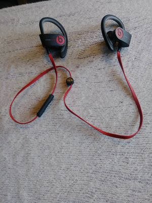 Power beats by Dre bluetooth headphones for Sale in Newark, OH
