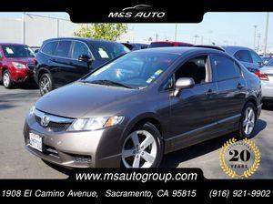 2010 Honda Civic Sdn for Sale in Sacramento, CA