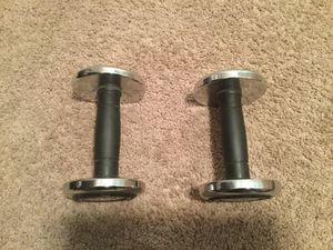 5 Lb bumbbells. 2 ps for Sale in Vancouver, WA