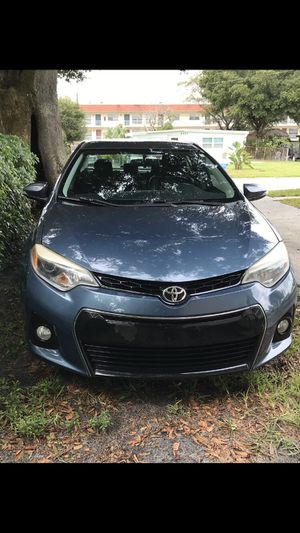 2014 Toyota Corolla S for Sale in TEMPLE TERR, FL