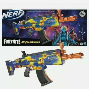 Travis Scott x Fortnite x Nerf Gun for Sale in Hollywood, FL