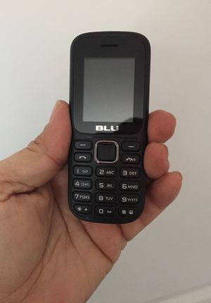 Used, Blu cell phone for Sale for sale  Brooklyn, NY