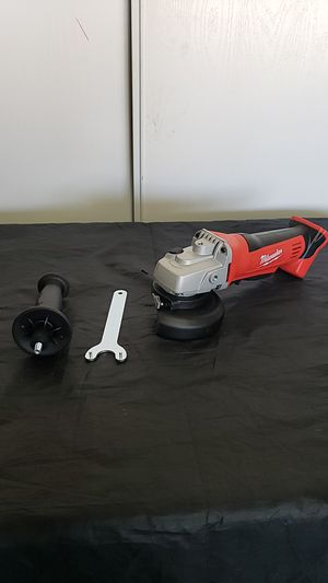 """Milwaukee m18 4-1/2"""" grinder (tool only) for Sale in Anaheim, CA"""