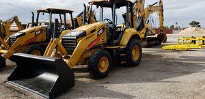 2015 CAT 416F BACKHOE 4x4 for Sale in Riverside, CA