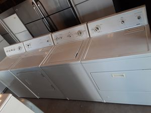 Kenmore washer and dryer for Sale in Bellflower, CA