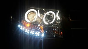 Halo headlights for 07-13 tahoe for Sale in Philadelphia, PA