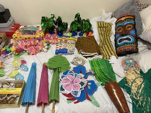 Hawaiian/moana theme party for Sale in Grand Prairie, TX