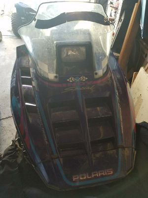 97 Polaris Indy 660 snowmobile for Sale in Cleveland, OH