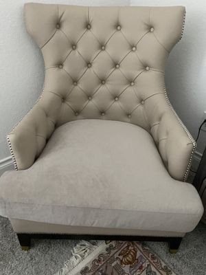 2 Piece Beautiful Formal Couch Set for Sale in Richmond, TX