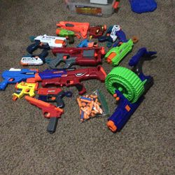 Nerf Guns For Sale for Sale in Manteca,  CA
