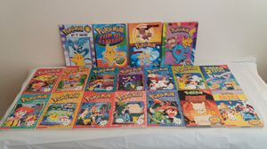 15 Assorted Pokemon Books for Sale in Downers Grove, IL