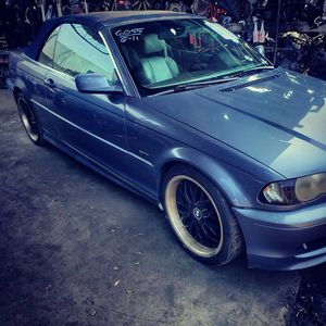 2001 BMW 330CI PARTING OUT for Sale in Fontana, CA