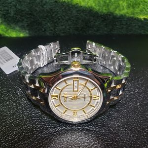Men's luxury watch automatic movement tungsten steel white dial ⌚ for Sale in Los Angeles, CA