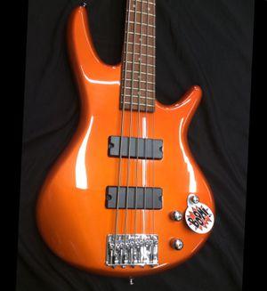 Gio Ibanez Soungear GSR205ROM 5 String Bass Guitar-Roadster Orange Metallic No Case (18-2923) for Sale in Laurel, MD