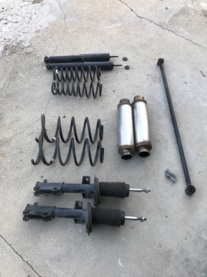 2011, 2012, 2013, 2014 Mustang GT Stock suspension parts for Sale in Phillips Ranch, CA