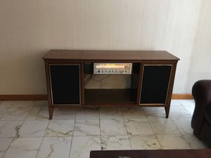 Old Pioneer stereo receiver model SX-750 radio with Garrard record player, Zenith Stereophonic FM for Sale in Glen Cove, NY