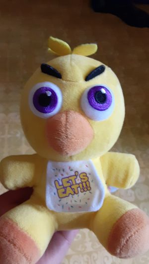 Chica plushie for Sale in Tracy, CA