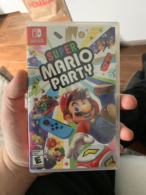 BRAND NEW Super Mario Party for Nintendo Switch for Sale in Washington, DC