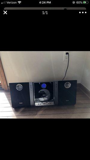 Philips micro hi-fi system for Sale in Wixom, MI