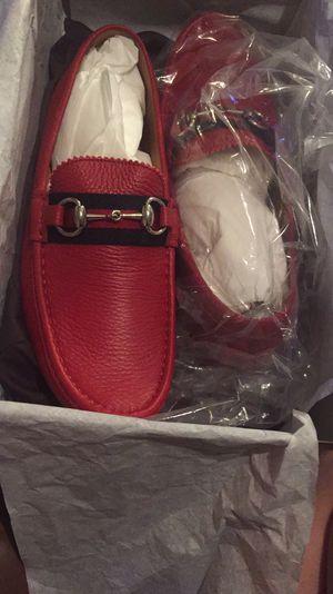 Gucci men shoes NEW and Original! size 8 1/2 for Sale in Chula Vista, CA