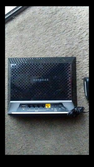 Netgear Wi-Fi Router for Sale in Nashville, TN