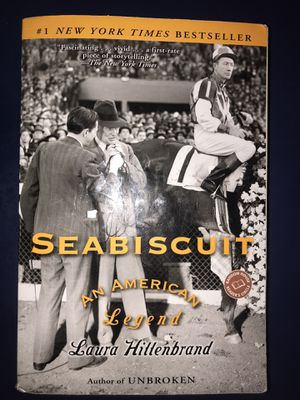 Seasbiscuit Book for Sale in San Dimas, CA