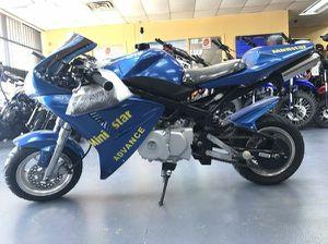 Pocket bike 110cc on sale for Sale in Dallas, TX