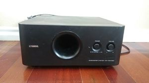 Yamaha subwoofer system yst-fswo50 for Sale in Englewood, CO