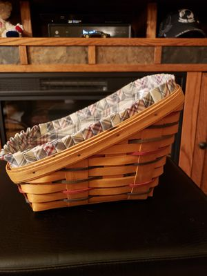Longaberger Basket for Sale in Reno, NV