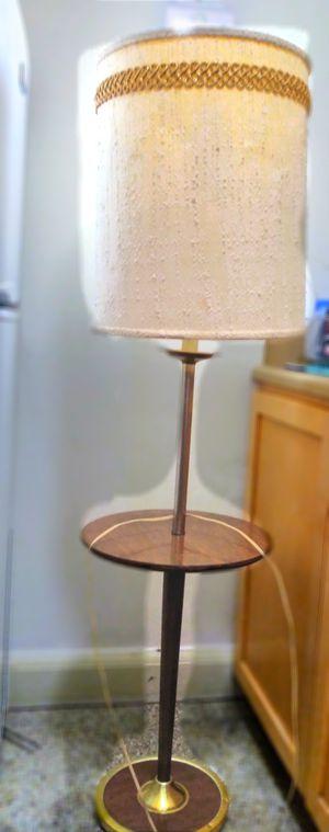 Vintage floor lamp for Sale in Seattle, WA