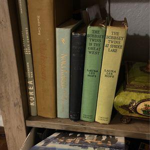 Vintage Books for Sale in St. Petersburg, FL