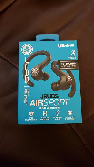 JLAB EARBUDS Air Sports for Sale in Tucson, AZ