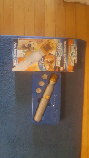 Pet Paw Trimmer for Sale in Detroit, MI