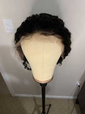 Lace front Wigs 100% Human for Sale in Bridgeport, CT