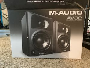M-Audio Speakers for Sale in Chandler, AZ