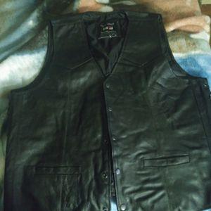 Black Harley Davidson Vest for Sale in Warren, OH