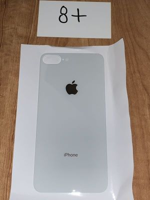 New Apple iPhone 8 Plus Back Glass White for Sale in San Fernando, CA