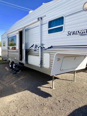 2007 trailer Springdale fifth wheel for Sale in Tolleson, AZ
