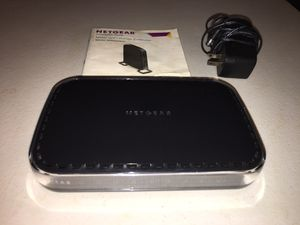 NETGEAR N600 WN2500RPv2 WiFi Range Extender for Sale in Brooklyn, NY